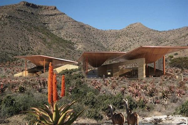Sustainable Design Examples In South Africa