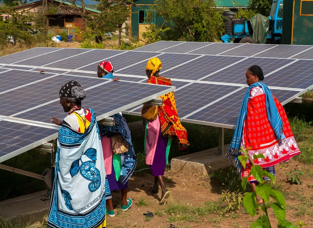 Green Technology In Africa