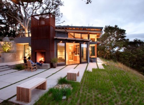 Living Off The Grid And Reducing Carbon Footprint