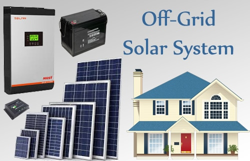 How To Properly Size An Off Grid Home Solar System